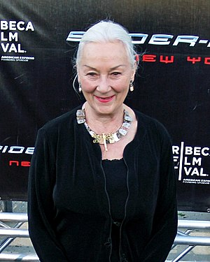 English: Rosemary Harris at the 2007 Tribeca F...