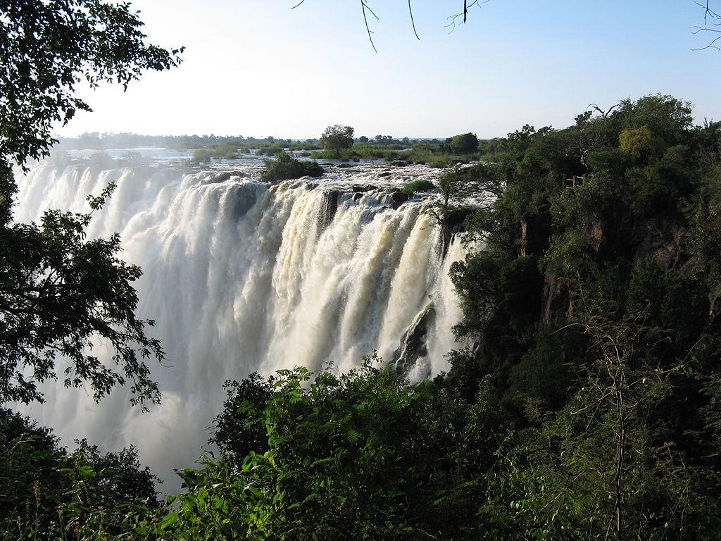 FileVictoria falls zambiajpg  Wikipedia