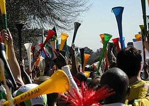 Vuvuzela Day