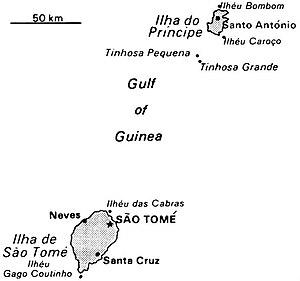 The World Factbook (1990)/Sao Tome and Principe