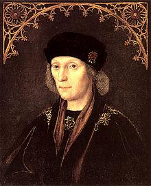 Portrait d'Henri VII