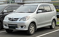 bodykit grand new avanza 2016 toyota 2015 wikipedia 2007 1 3 g f601rm facelift indonesia
