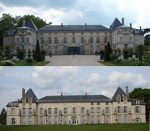 English: Français : Château de Malmaison de de...