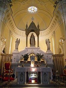 Complesso di Santa Lucia Vergine al Monte  Wikipedia