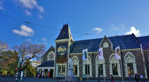 Canterbury Museum, Christchurch - Joy of Museums - External 2