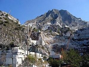 Carrara, Toscana, Italia