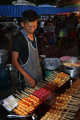 Chiang Mai - cooking