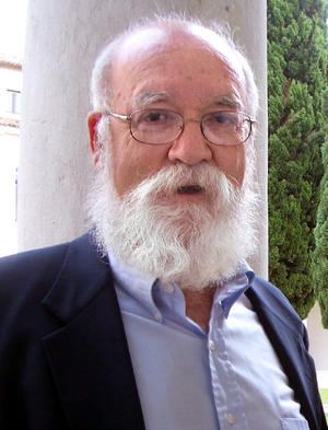 Daniel Dennett, at the Second World Conference...