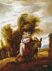 Domenico Fetti - Parable of the Good Samaritan...