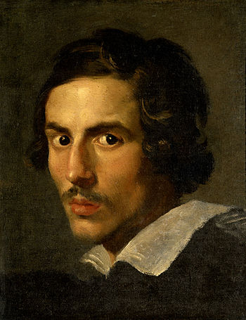 Gian Lorenzo Bernini, Self-Portrait