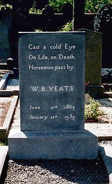 William Butler Yeats  Wikipedia