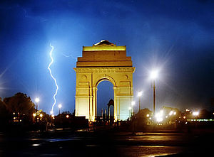 English: India Gate, Delhi