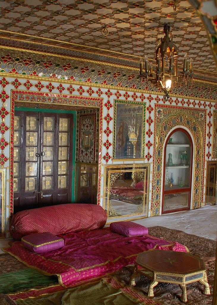 File Jaipur City Palace Interior Rajasthan Jpg