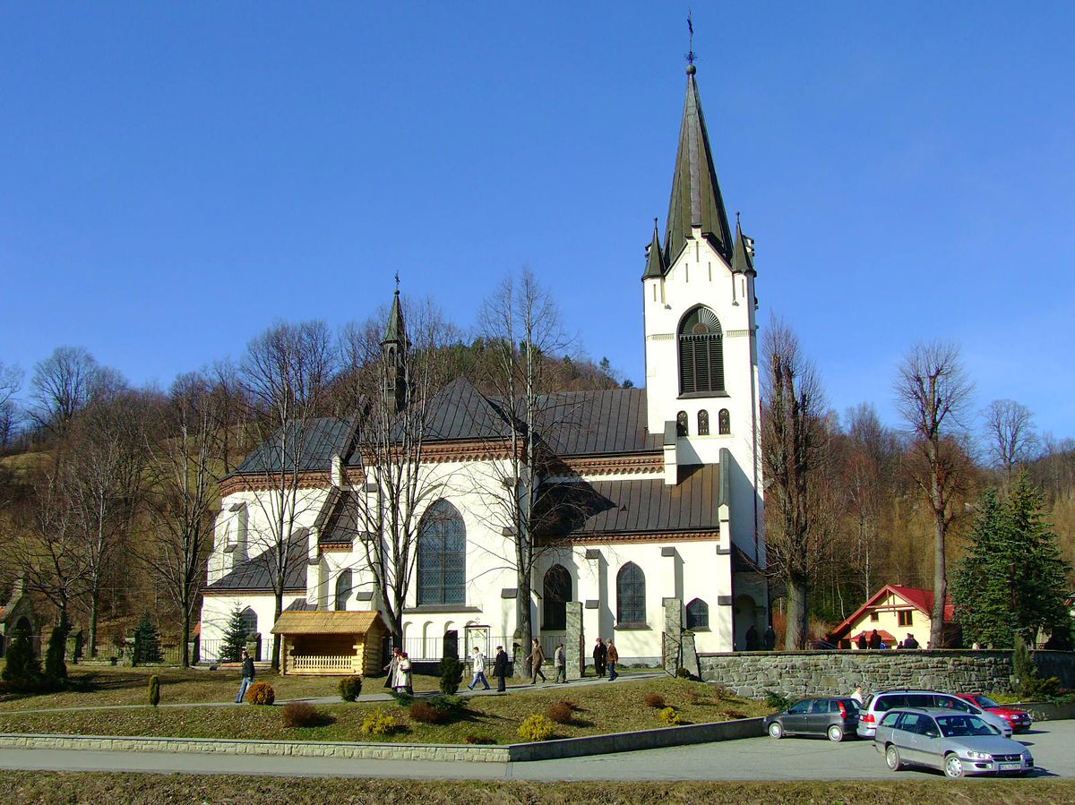 Laskowa Limanowa County  Wikipedia
