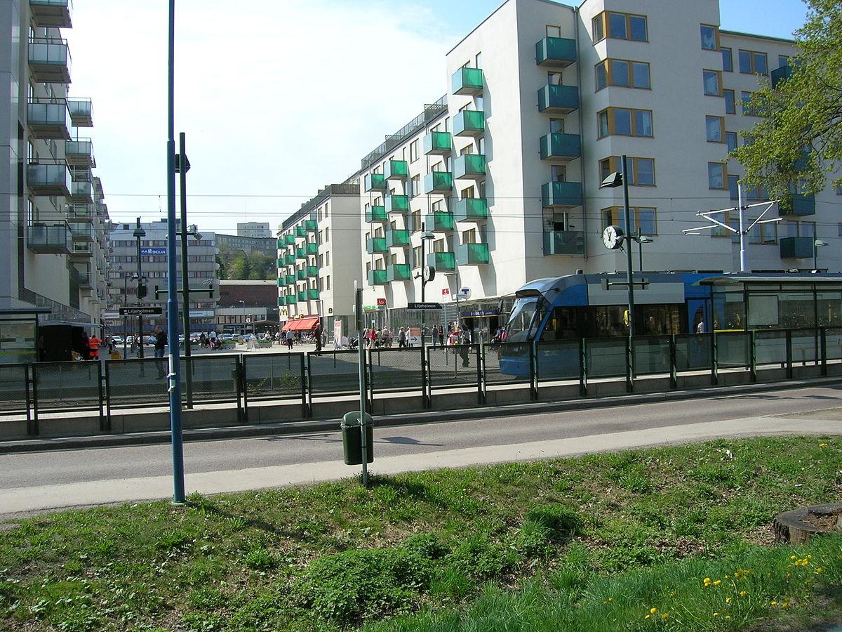 Liljeholmen Wikipedia