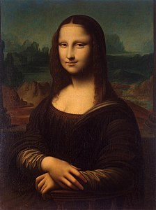 How Long Did It Take To Paint The Mona Lisa : paint, Wikipedia