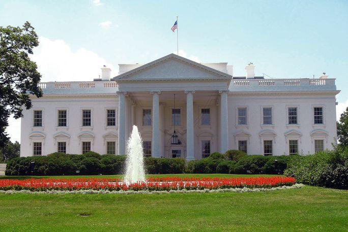 North Façade White House