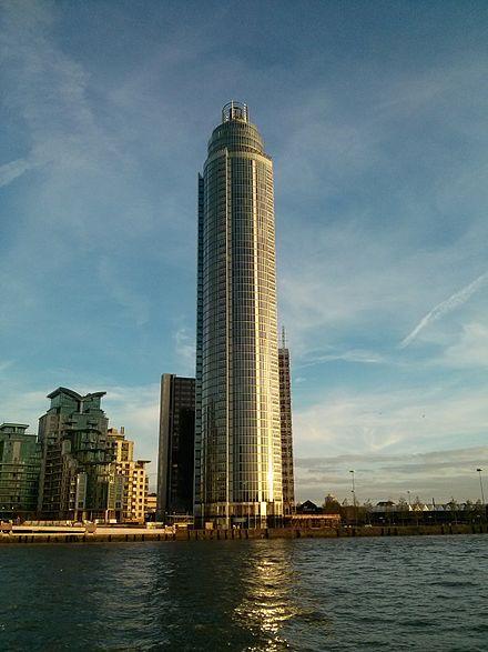 聖喬治碼頭塔 - Wikiwand