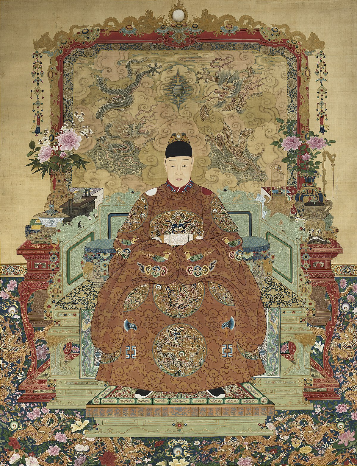 Tianqi Emperor - Wikipedia