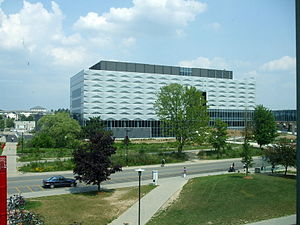 Engineering Five building at the University of...