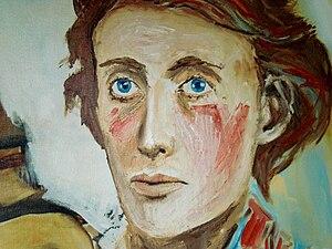 English: Christiaan Tonnis ~ Virginia Woolf / ...