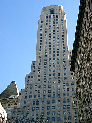 1 Wall Street, the Bank of New York Buidling (...