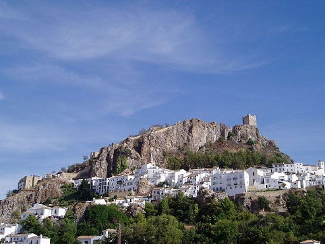 Alcazaba and Town (1)