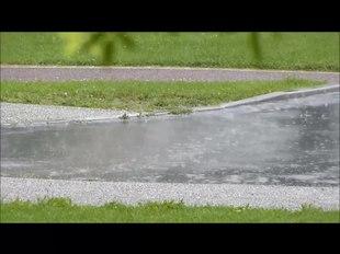 Falling Water House Wallpaper Rain Wikipedia