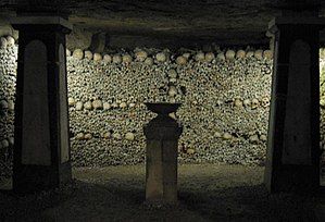 Catacombs Of Paris Wikipedia