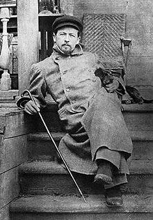 Anton Tchekhov  Wikipdia