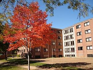 Drake Hall, University of Wisconsin-La Crosse