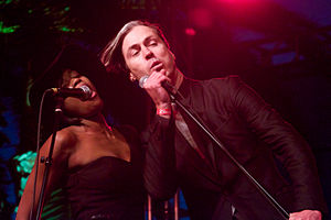 English: Fitz and the Tantrums - Michael Fitzp...