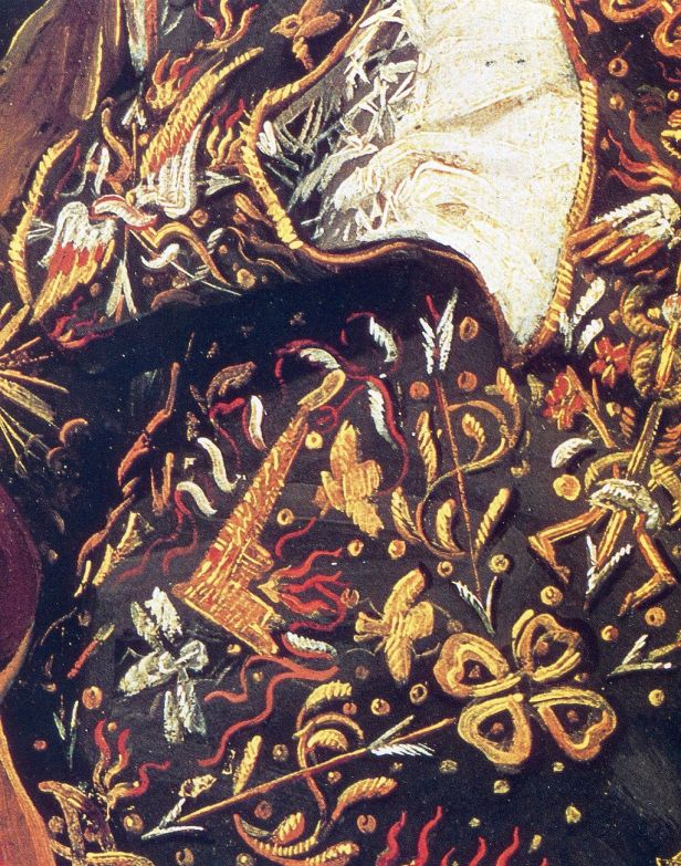 Frans Hals - The Laughing Cavalier - Sleeve Detail