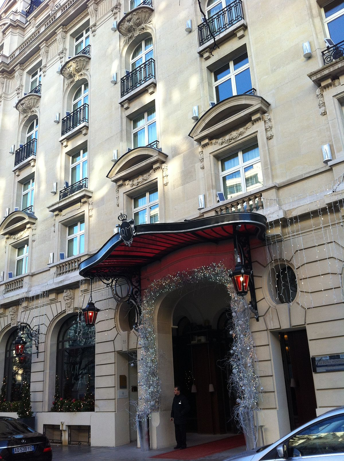 Royal Monceau  Wikipdia