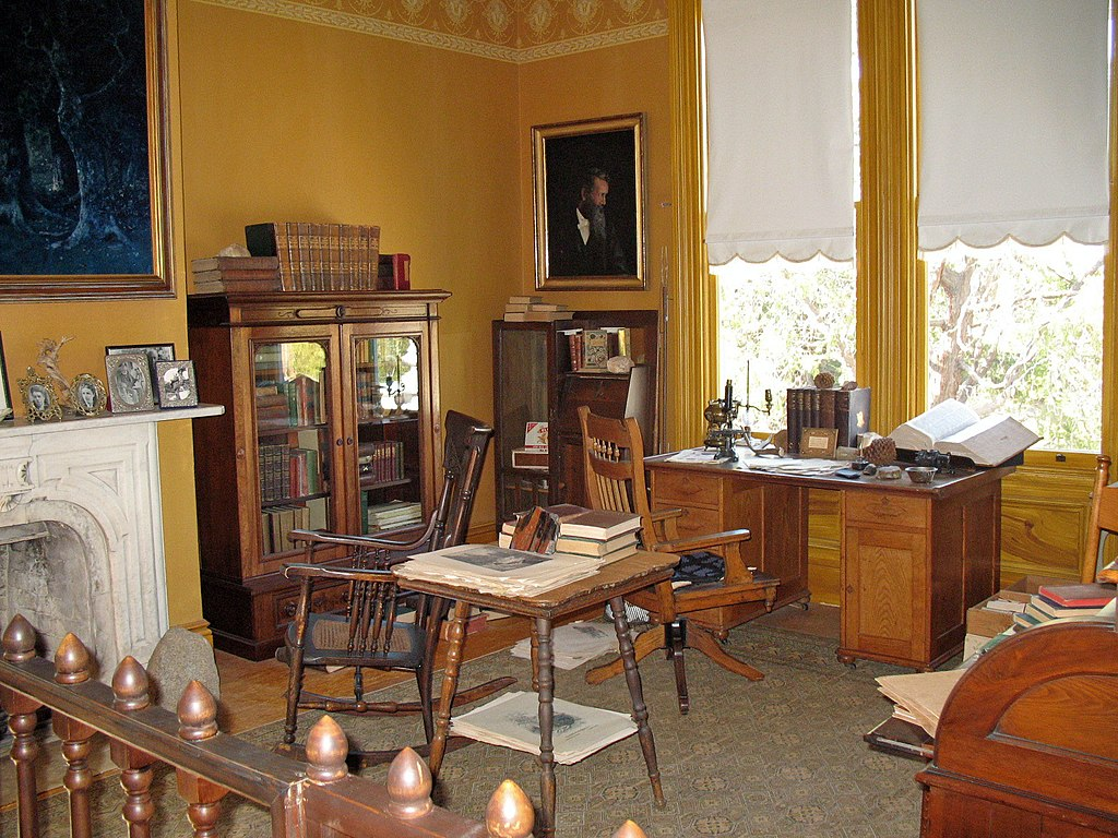 FileJohn Muir Home study Martinez CAJPG  Wikimedia