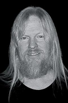 Larry Norman (1947-2008), um dos pioneiros do Gospel Rock an Roll.