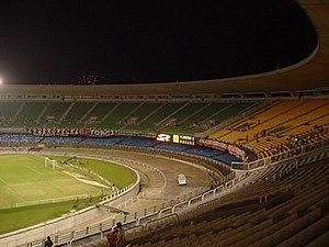 Estádio do Maracanã, Rio de Janeiro, Brasil. h...