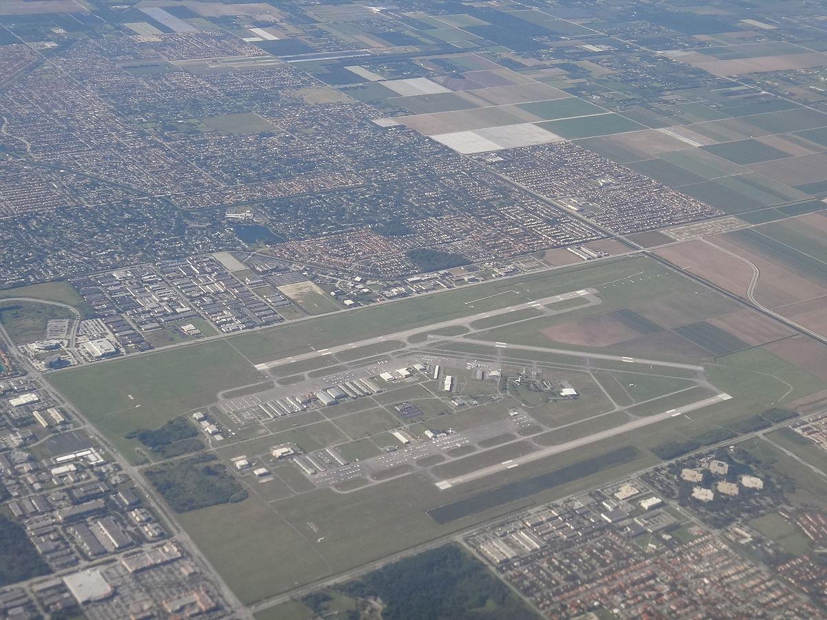 Miami Executive Airport  Wikipedia