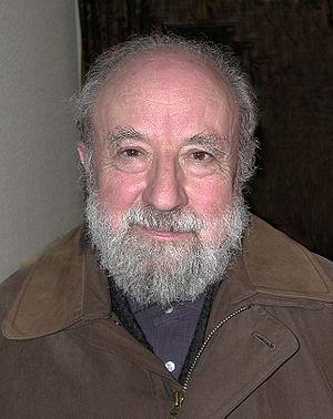 Portrait of Michel Butor
