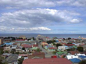Punta Arenas, Chile.