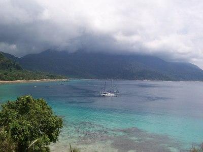 Tioman Island - Wikipedia