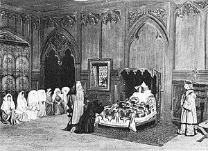English: Photograph of Act 5 of the original 1...