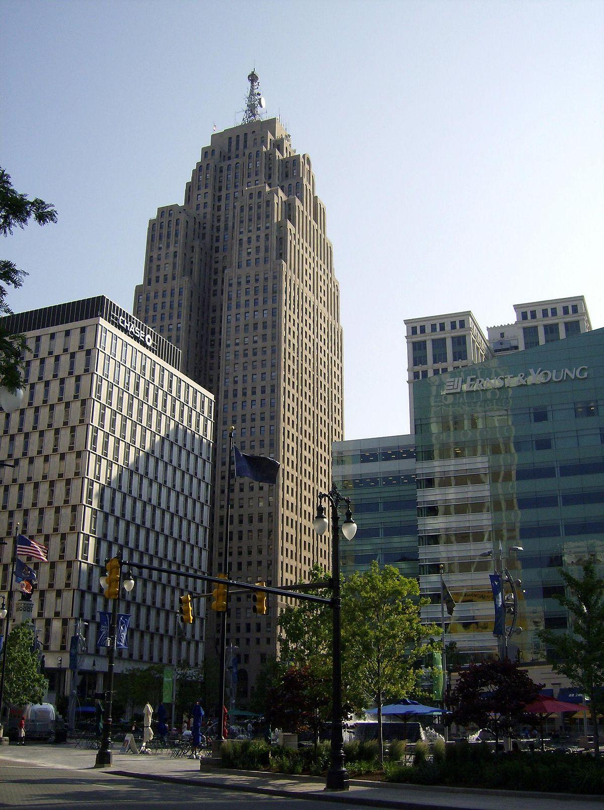 Penobscot Building  Wikipedia