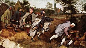 Pieter Bruegel the Elder - The Parable of the ...