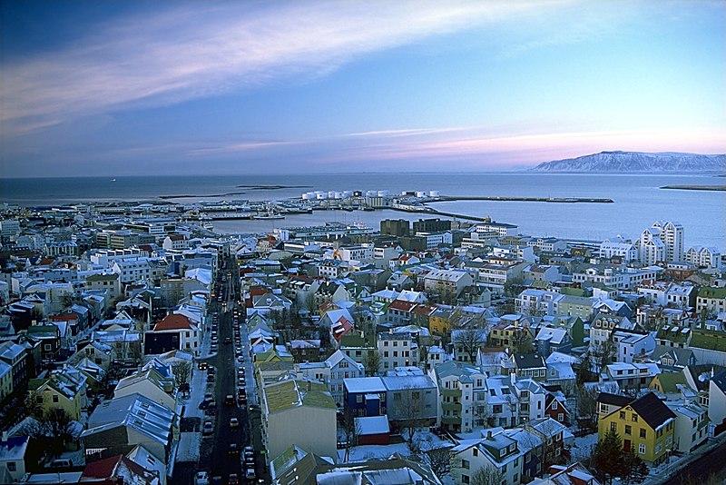 File:Reykjavík séð úr Hallgrímskirkju.jpeg