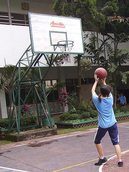 Memantul-mantulkan Bola Dalam Permainan Basket Disebut : memantul-mantulkan, dalam, permainan, basket, disebut, Basket, Wikiwand