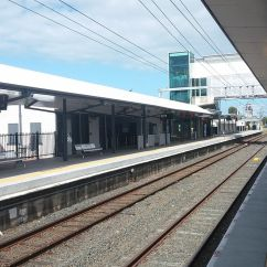 Wheelchair Names Folding Chairs Padded Seat And Back Sandgate Railway Station, Brisbane - Wikipedia