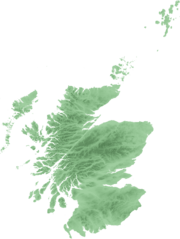 Gruinard Island is located in Scotland