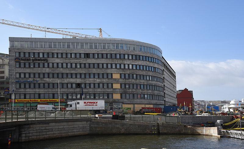 Skeppsbrohuset