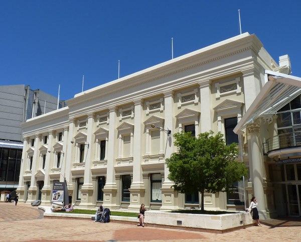 File Wellington Town Hall Zealand 11
